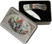# RCSZ210371TS Confederate Civil War Collector Pocket Knife