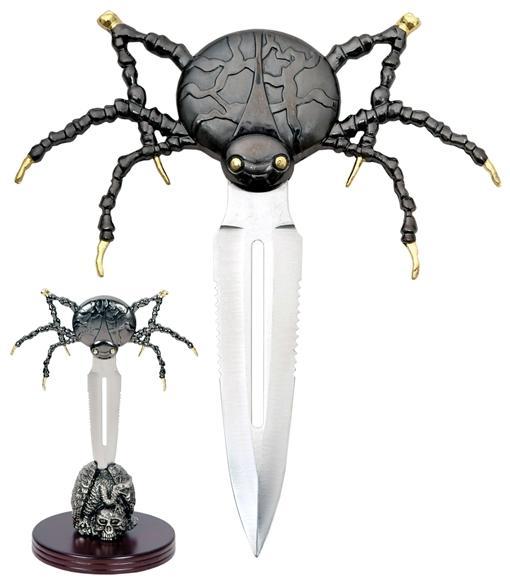 # RCSZ210390TS Widow Maker Spider Dagger