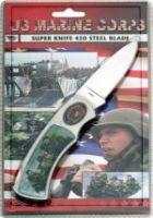 # RCSZ210425MRTS US Marine Corps PocketKnife