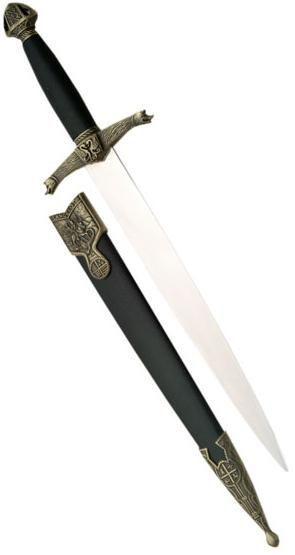 # RCSZ210633TS Medieval Lancelot Dagger
