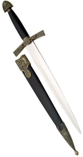 # RCSZ210634TS Medieval Ivannoe Dagger