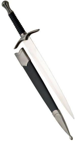 # RCSZ210636TS Medieval Galahad Dagger