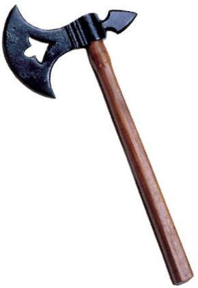 # RCSZ230895TS Medieval Axe