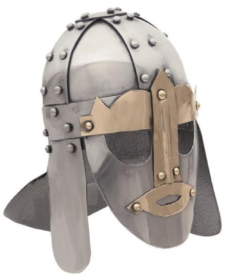 # RCSZ230947TS Miniature Sutton Hoo Helmet