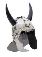 # RCSZ230949TS Miniature Viking Horn Helmet