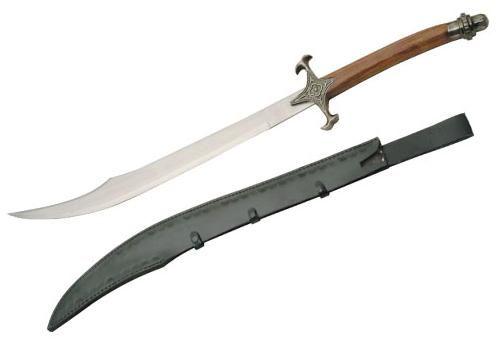 # RCSZ90106840TS Large Scimitar Sword