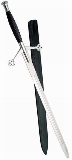 # RCSZ901070SLTS Silver Claymore Sword