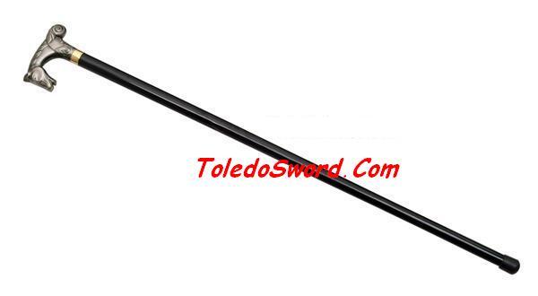 # RCSZ901102TS Horse Head Sword Cane