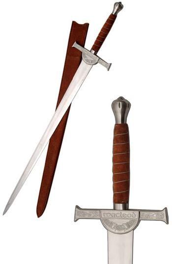 # RCSZ90110650TS Large Macleod Sword