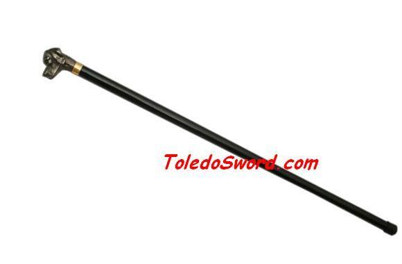 # RCSZ901109TS Dog Sword Cane