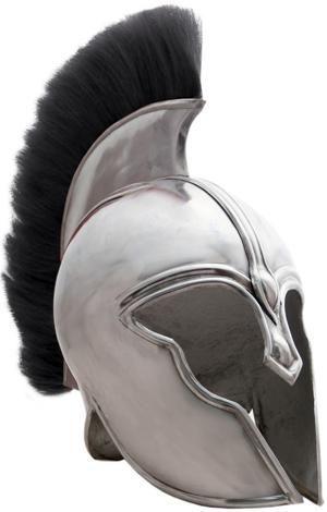# RCSZ910923TS Trojan Helmet Black Full Size