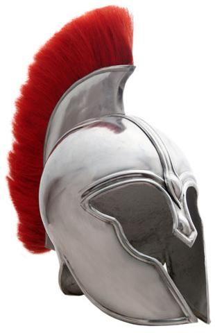 # RCSZ910923TS Trojan Helmet Red Full Size