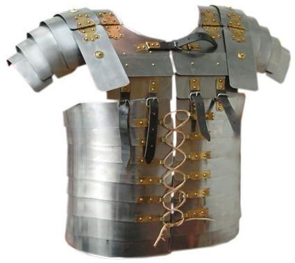 # RCSZ910931TS Roman Lorica Segmentata Body Armor Full Size