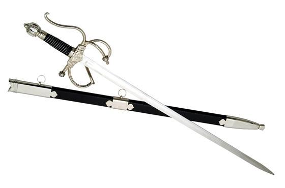 # RCSZ926629TS El Cid Rapier Sword