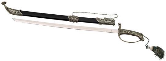 # RCSZ926654TS Equestrian Horse Saber Sword