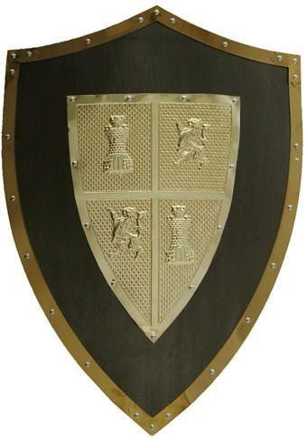 # RCSZ926721TS Armaduras Sheild of El Cid