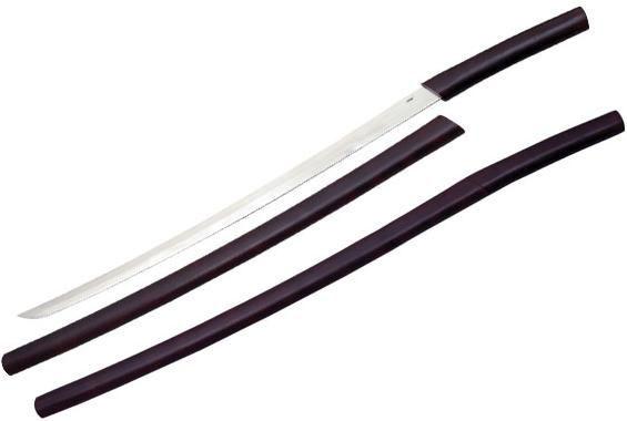 # RCSZ926745TS Shira Saya Samurai Katana Sword