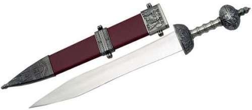 # RCSZ926761TS Imperial Roman Gladius Sword - Brown