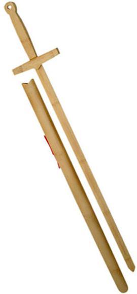# RCSZ92678041TS Excalibur Wooden Practice Sword