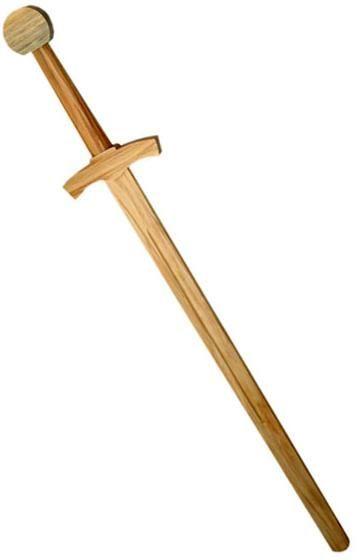 # RCSZ926788TS Wooden Excalibur Practice Sword