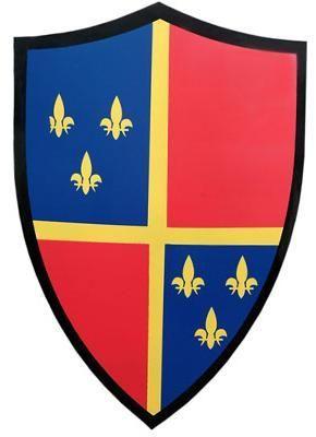 # RCSZ926791TS Fleur Shield