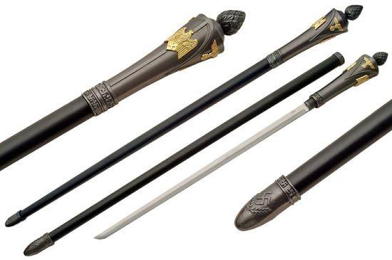 # RCSZ926811TS Nazi Germany Sword Cane