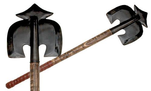 # CONAN041 Conan the Barbarian Simple Axe of Rexor by Marto of Toledo Spain