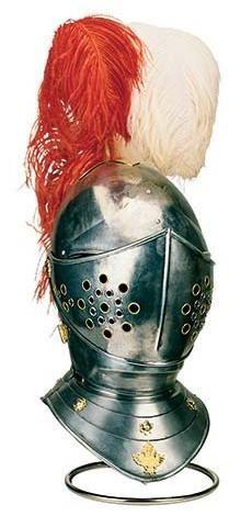 # 900.2 Spanish Horse Helmet by Marto of Toledo Spain