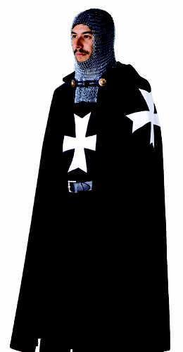 # MF1520 St. John Templar Knight Costume by Marto of Toledo Spain