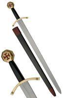 # RC159019TS Templar Knight Crusade Sword