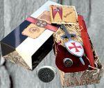 # CT001 Templar Knight Gift Set #1 by Marto of Toledo Spain