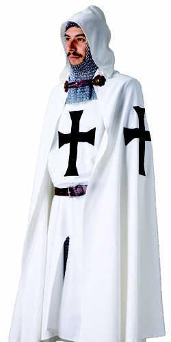 # MF1518 Teutonic Templar Knight Costume by Marto of Toledo Spain
