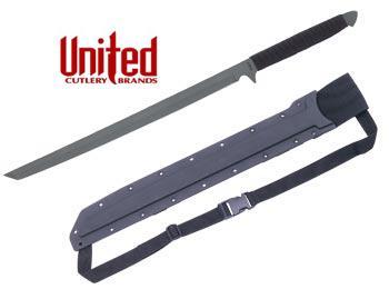 # RCUC1184TS Black Ronin Ninja Sword