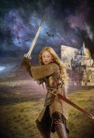 # RCUC1423TS Sword of Eowyn