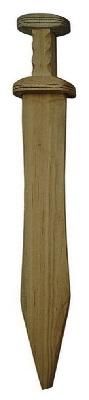 # RCWUM70027TS Wooden Roman Gladiator Practice Sword