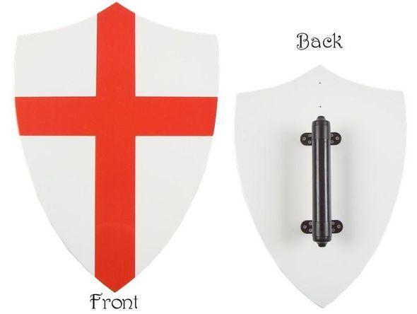 # RC010VMTS Wooden Templar Knight Shield