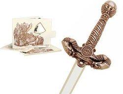# 5228.3 Miniature American Liberty Sword by Marto of Toledo Spain (bronze)
