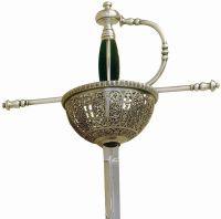 Toledo Swords Rapiers - Fine Quality Rapier Swords From ...